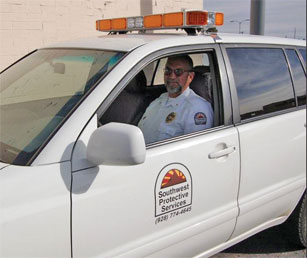 northern arizona security guard services